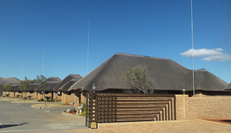 Thatch Roof Lightning Conductors Pretoria Cca Sabs